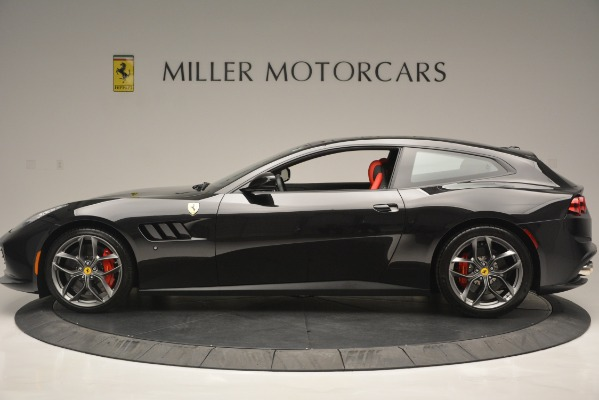 Used 2018 Ferrari GTC4LussoT V8 for sale Sold at Maserati of Westport in Westport CT 06880 3