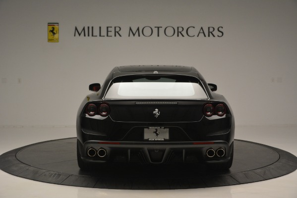 Used 2018 Ferrari GTC4LussoT V8 for sale Sold at Maserati of Westport in Westport CT 06880 6