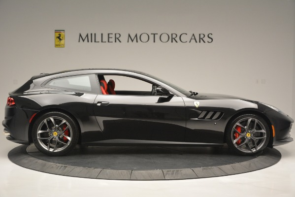 Used 2018 Ferrari GTC4LussoT V8 for sale Sold at Maserati of Westport in Westport CT 06880 9