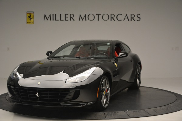Used 2018 Ferrari GTC4LussoT V8 for sale Sold at Maserati of Westport in Westport CT 06880 1