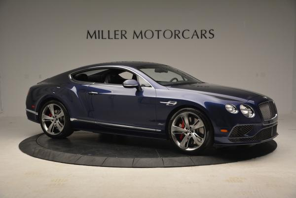 Used 2016 Bentley Continental GT Speed GT Speed for sale Sold at Maserati of Westport in Westport CT 06880 10