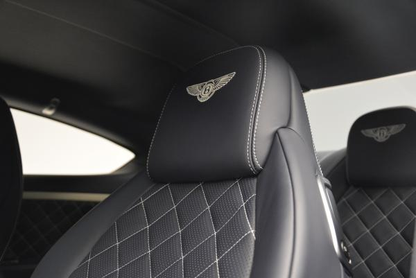 Used 2016 Bentley Continental GT Speed GT Speed for sale Sold at Maserati of Westport in Westport CT 06880 24