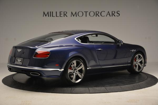 Used 2016 Bentley Continental GT Speed GT Speed for sale Sold at Maserati of Westport in Westport CT 06880 8