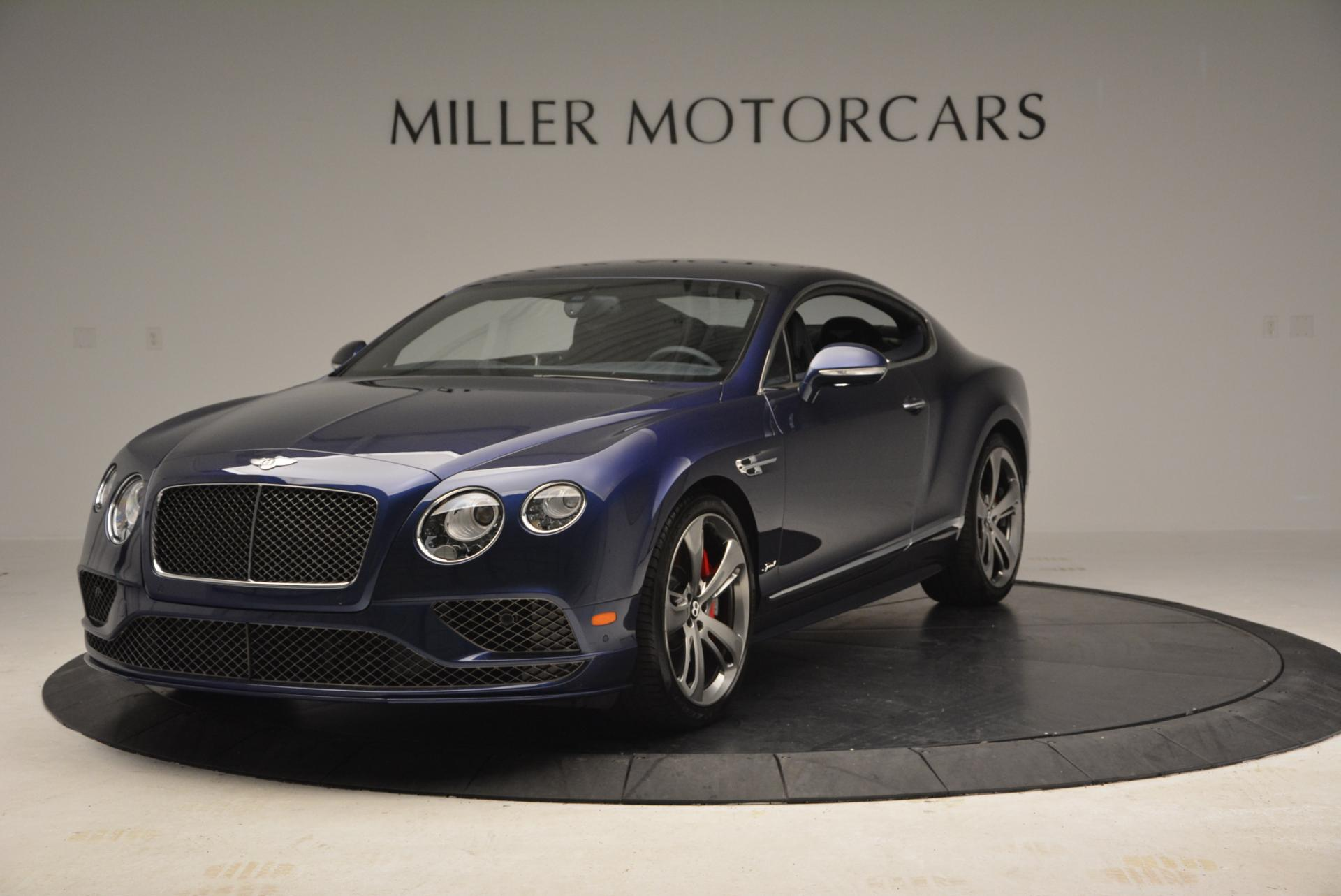 Used 2016 Bentley Continental GT Speed GT Speed for sale Sold at Maserati of Westport in Westport CT 06880 1