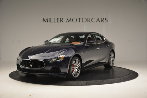 New 2019 Maserati Ghibli S Q4 for sale Sold at Maserati of Westport in Westport CT 06880 1
