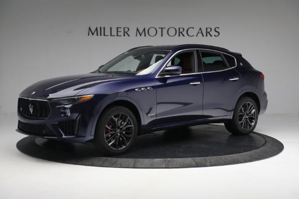 New 2019 Maserati Levante S Q4 GranSport for sale Sold at Maserati of Westport in Westport CT 06880 2