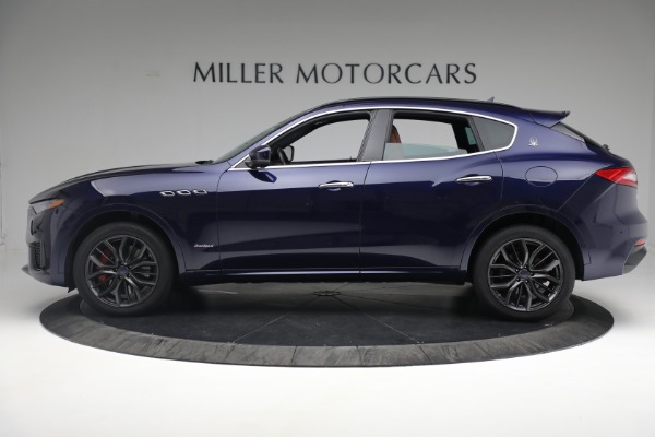 New 2019 Maserati Levante S Q4 GranSport for sale Sold at Maserati of Westport in Westport CT 06880 3