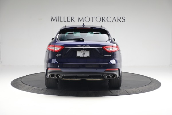 New 2019 Maserati Levante S Q4 GranSport for sale Sold at Maserati of Westport in Westport CT 06880 6