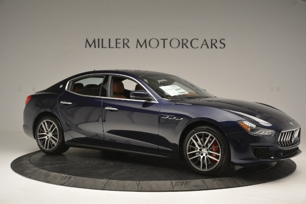 New 2019 Maserati Ghibli S Q4 for sale Sold at Maserati of Westport in Westport CT 06880 10