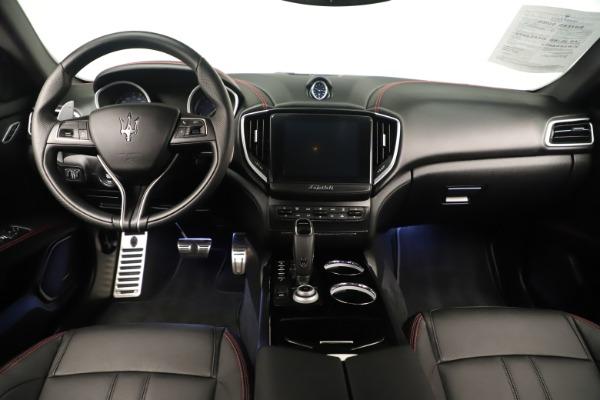 Used 2019 Maserati Ghibli S Q4 GranSport for sale $64,900 at Maserati of Westport in Westport CT 06880 16