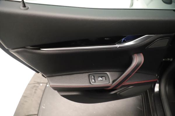 Used 2019 Maserati Ghibli S Q4 GranSport for sale $64,900 at Maserati of Westport in Westport CT 06880 21