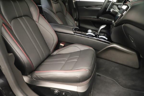 Used 2019 Maserati Ghibli S Q4 GranSport for sale $64,900 at Maserati of Westport in Westport CT 06880 24