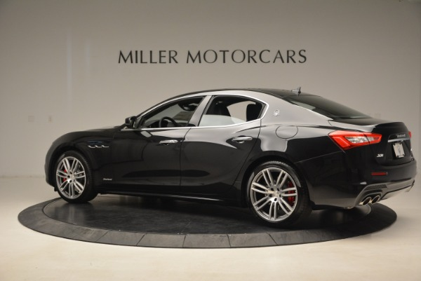 New 2019 Maserati Ghibli S Q4 GranSport for sale Sold at Maserati of Westport in Westport CT 06880 4