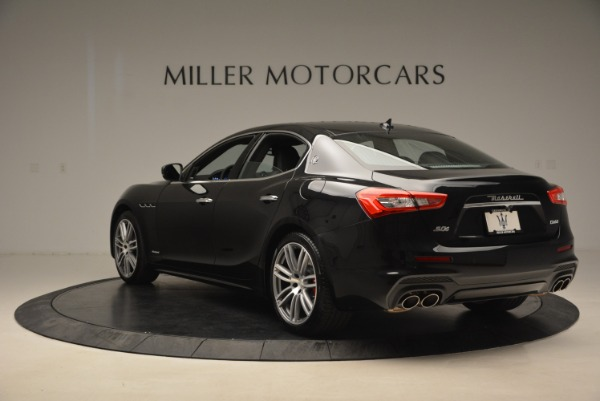 New 2019 Maserati Ghibli S Q4 GranSport for sale Sold at Maserati of Westport in Westport CT 06880 5