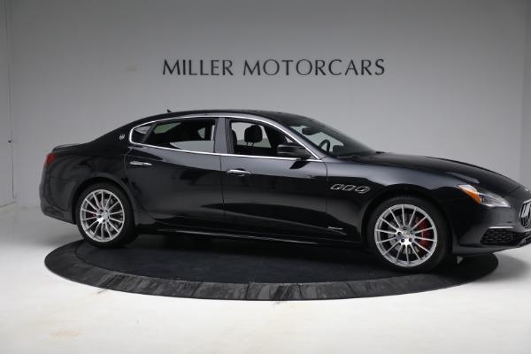 Used 2019 Maserati Quattroporte S Q4 GranLusso for sale $69,900 at Maserati of Westport in Westport CT 06880 10