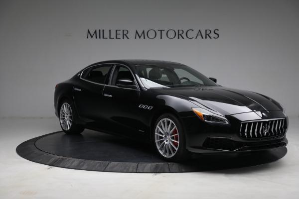 Used 2019 Maserati Quattroporte S Q4 GranLusso for sale $69,900 at Maserati of Westport in Westport CT 06880 11