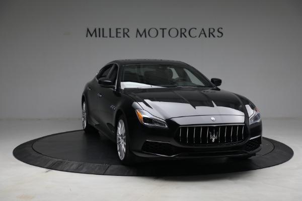 Used 2019 Maserati Quattroporte S Q4 GranLusso for sale $69,900 at Maserati of Westport in Westport CT 06880 12