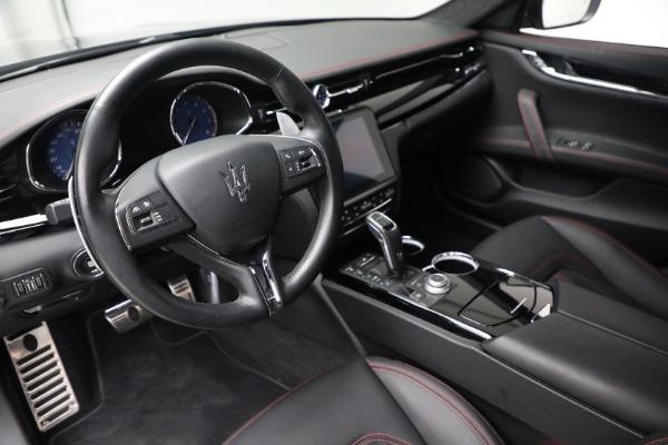Used 2019 Maserati Quattroporte S Q4 GranLusso for sale $69,900 at Maserati of Westport in Westport CT 06880 14