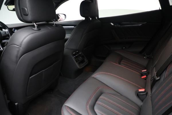 Used 2019 Maserati Quattroporte S Q4 GranLusso for sale $69,900 at Maserati of Westport in Westport CT 06880 22