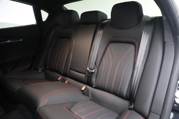 Used 2019 Maserati Quattroporte S Q4 GranLusso for sale $69,900 at Maserati of Westport in Westport CT 06880 24