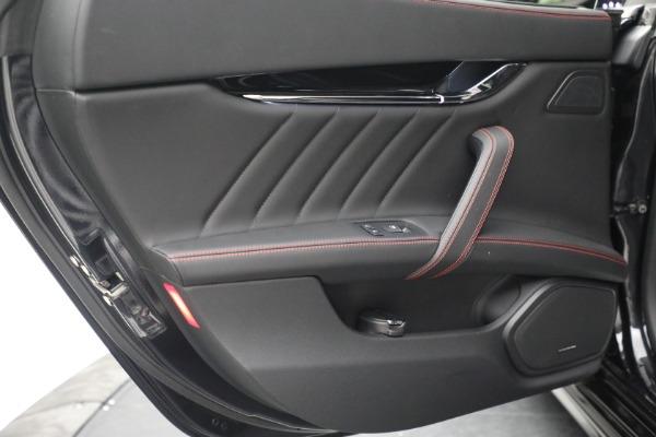 Used 2019 Maserati Quattroporte S Q4 GranLusso for sale $69,900 at Maserati of Westport in Westport CT 06880 25