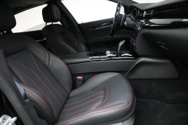 Used 2019 Maserati Quattroporte S Q4 GranLusso for sale $69,900 at Maserati of Westport in Westport CT 06880 27