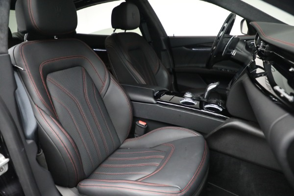 Used 2019 Maserati Quattroporte S Q4 GranLusso for sale $69,900 at Maserati of Westport in Westport CT 06880 28