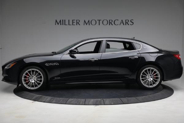 Used 2019 Maserati Quattroporte S Q4 GranLusso for sale $69,900 at Maserati of Westport in Westport CT 06880 3