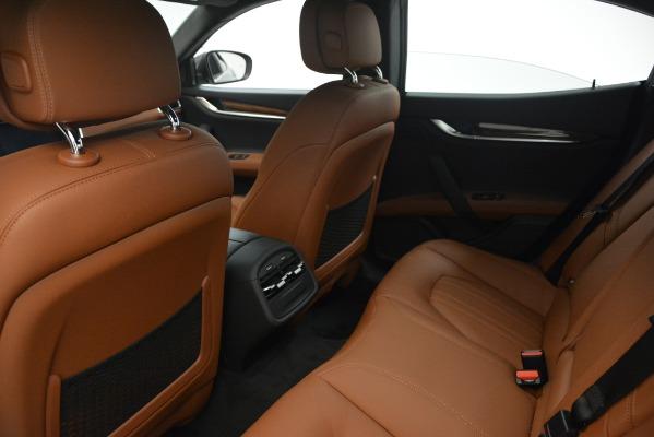 New 2019 Maserati Ghibli S Q4 for sale Sold at Maserati of Westport in Westport CT 06880 16