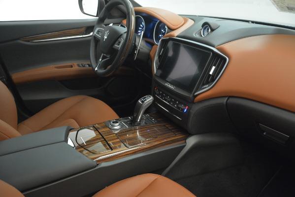 New 2019 Maserati Ghibli S Q4 for sale Sold at Maserati of Westport in Westport CT 06880 19