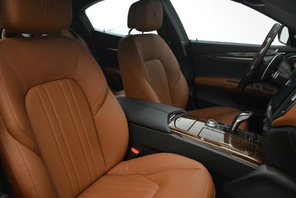 New 2019 Maserati Ghibli S Q4 for sale Sold at Maserati of Westport in Westport CT 06880 21