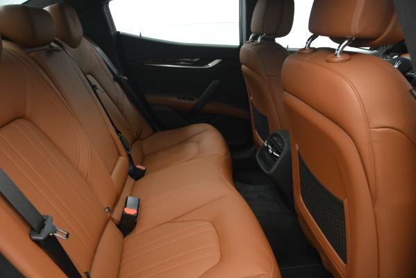 New 2019 Maserati Ghibli S Q4 for sale Sold at Maserati of Westport in Westport CT 06880 23