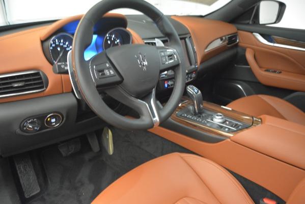 Used 2019 Maserati Levante Q4 GranLusso for sale Sold at Maserati of Westport in Westport CT 06880 13
