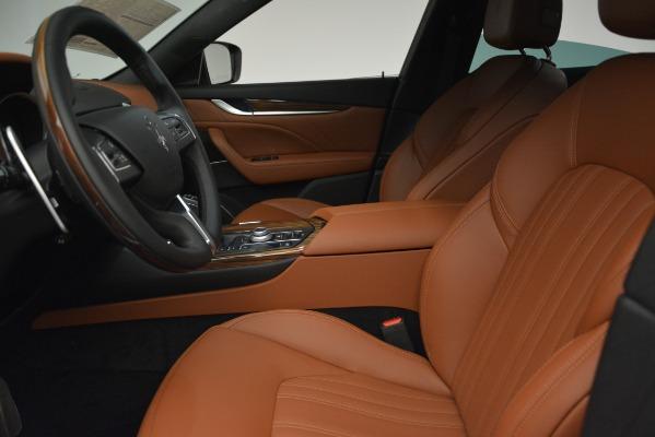 Used 2019 Maserati Levante Q4 GranLusso for sale Sold at Maserati of Westport in Westport CT 06880 14