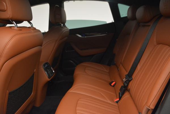 Used 2019 Maserati Levante Q4 GranLusso for sale Sold at Maserati of Westport in Westport CT 06880 18
