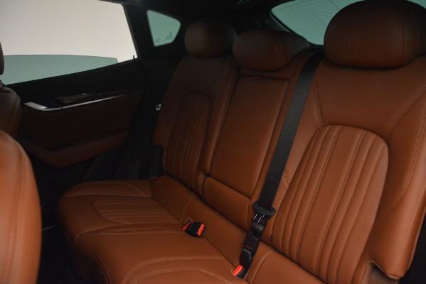 Used 2019 Maserati Levante Q4 GranLusso for sale Sold at Maserati of Westport in Westport CT 06880 19