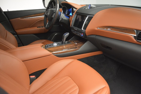 Used 2019 Maserati Levante Q4 GranLusso for sale Sold at Maserati of Westport in Westport CT 06880 20