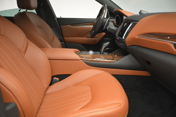 Used 2019 Maserati Levante Q4 GranLusso for sale Sold at Maserati of Westport in Westport CT 06880 21