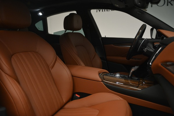 Used 2019 Maserati Levante Q4 GranLusso for sale Sold at Maserati of Westport in Westport CT 06880 22