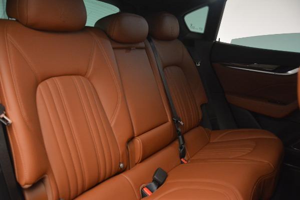 Used 2019 Maserati Levante Q4 GranLusso for sale Sold at Maserati of Westport in Westport CT 06880 25