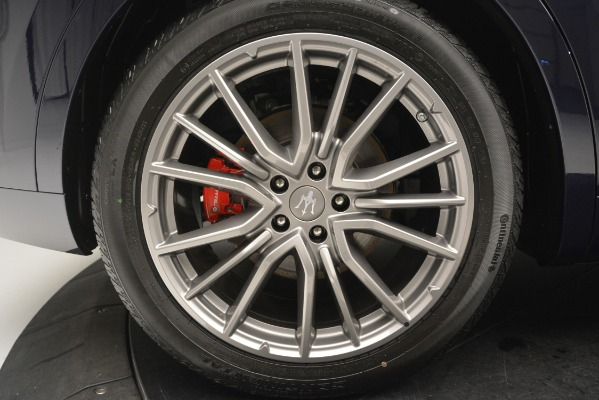 Used 2019 Maserati Levante Q4 GranLusso for sale Sold at Maserati of Westport in Westport CT 06880 26