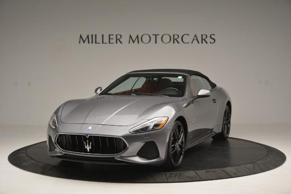 Used 2018 Maserati GranTurismo Sport for sale $102,900 at Maserati of Westport in Westport CT 06880 10