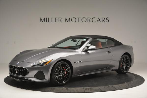 Used 2018 Maserati GranTurismo Sport for sale $102,900 at Maserati of Westport in Westport CT 06880 12