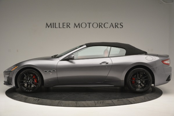 Used 2018 Maserati GranTurismo Sport for sale $102,900 at Maserati of Westport in Westport CT 06880 13