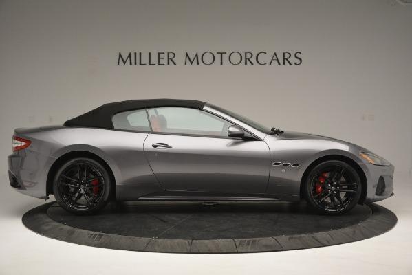 Used 2018 Maserati GranTurismo Sport for sale $102,900 at Maserati of Westport in Westport CT 06880 18