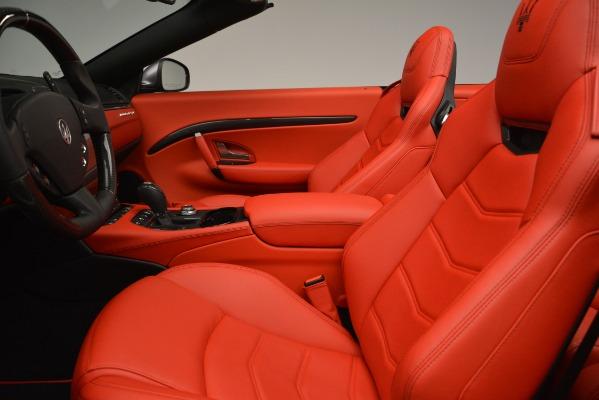 Used 2018 Maserati GranTurismo Sport for sale $102,900 at Maserati of Westport in Westport CT 06880 23