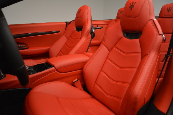 Used 2018 Maserati GranTurismo Sport for sale $102,900 at Maserati of Westport in Westport CT 06880 24