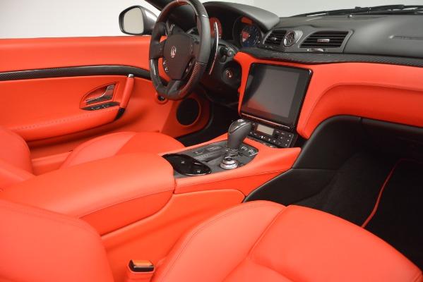 Used 2018 Maserati GranTurismo Sport for sale $102,900 at Maserati of Westport in Westport CT 06880 28