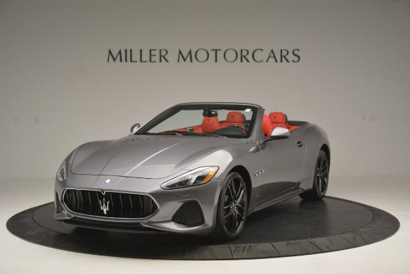 Used 2018 Maserati GranTurismo Sport for sale $102,900 at Maserati of Westport in Westport CT 06880 1