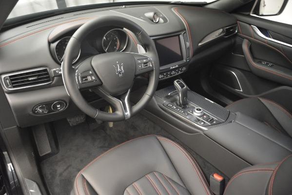 New 2019 Maserati Levante Q4 GranLusso for sale Sold at Maserati of Westport in Westport CT 06880 15